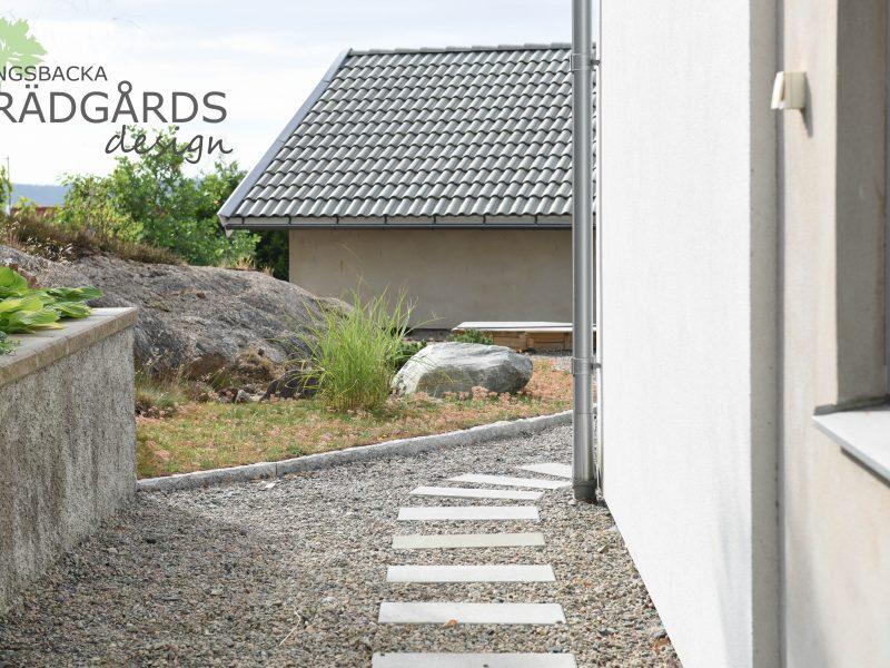 Trädgårdsdesign i Kungsbacka
