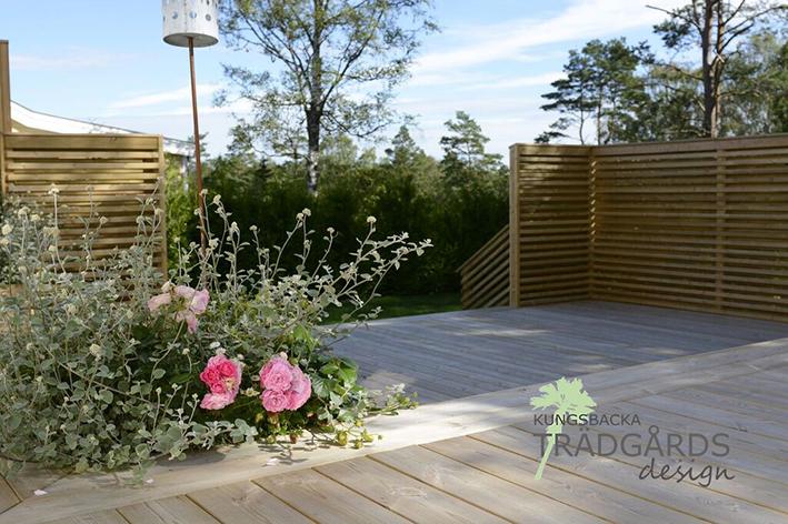 Trädgårdsdesign i Öjersjö