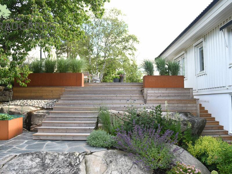 Trädgårdsdesign Västra Frölunda