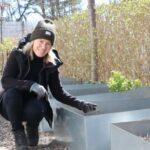 Trädgårdsarkitekt Anna Wiebe Fasth
